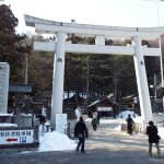 Photo of Suwa Shrine