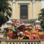 St. Lawrence's Church - Dragon Parade
