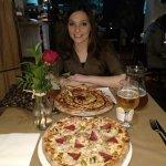 Pizzas con forma de corazón. Un detalle por el día de San Valentín
