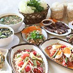 Khon Kaen Signature dishes