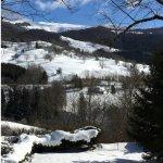 côté vallée neige en prime