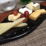 make your own cheese platter.