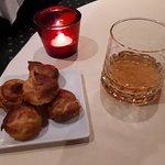 Whisky et gougères