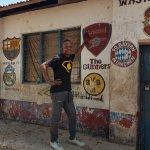 Club house avec Hamisi notre guide francophone