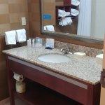 Sink in 2 queen room
