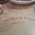 Photo de Au Pied de Fouet