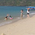 Photo de Tanjung Rhu Beach