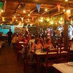 Vista interna do restaurante. Fonte: Site TripAdvisor