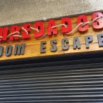 Puerta Enredados Room Escape