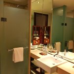 We equipped bathroom, water sometimes has that distinct Bali smell, but it wasn't really an issu