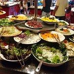 Ilha de saladas