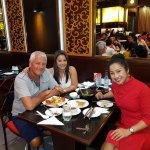Dining at the Four Seasons Restaurant Paragon Bangkok