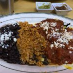 Vegetarian Chili Relleno