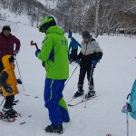 Private family ski lesson with english-speaking ski instructor