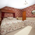 Room No 4, a very spacious luxury double-twin-triple, family en-suite room on the 2nd floor.