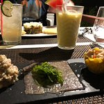 Delicious starters & drinks
