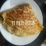 Our Delicious Crepes probably the best Crepes in da Island