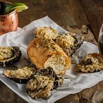 Wednesday is 1/2 price oyster night!
