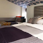 Room 2 'Tryfan' superking or twin with sofa bed