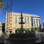 Plaza de la Constitucion Foto