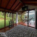 cabaña bungalow con vista al lago / cabin with view lake