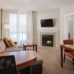 One Bedroom Suite with Fireplace
