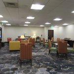 Temporary Conciere Lounge