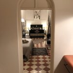Double, double room in the ground floor