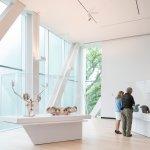 """L'exposition """"Art inuit. La collection Brousseau. Ilippunga"""". Collection du MNBAQ."""