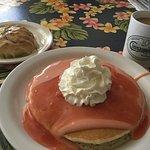 My new best friend - guava pancakes!