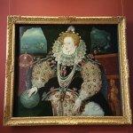 Elizabeth I Armada painting