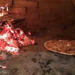 Nos pizzas au feu de bois