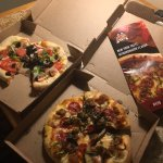 Carry Out Personal Pizzas
