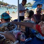 Great day at the Cabana. Tripadvisor gathering of over 30.