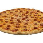 Brooklyn Thin Crust Pepperoni Pizza