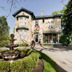 Stewart House Inn was built in 1872 and has been restored with all the modern conveniences