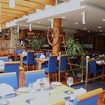 Britannia Spice Restaurant - Inside