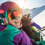 Spring Chairlifts Rides in Whistler Photo by Justa Jeskova
