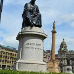 James Watt - inventor, mechanical engineer and chemist.