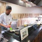 """Show cooking en el Restaurante """"Tres mil 404"""""""