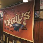 Virgil's Real BBQ in Times Square - NYC (15/Feb/18).