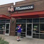 Foto de Hap's Real Pit Barbecue