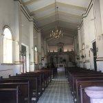 Interior parroquia de San José