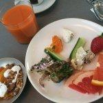 A nice breakfast
