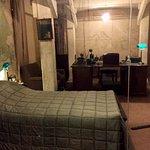 Dormitorio de Churchill