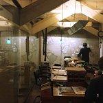 sala de mapas y gabinete