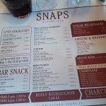 Foto de Snaps Bistro Bar
