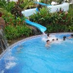 Photo de Blue River Resort & Hot Springs