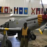 Tuskegee air force!
