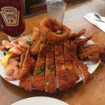 Seafood Platter (half order)